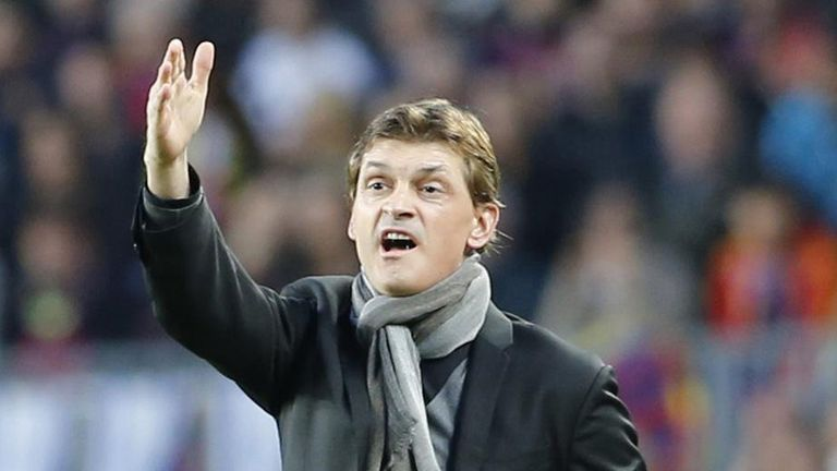 Tito Vilanova: Pleased with character shown by side