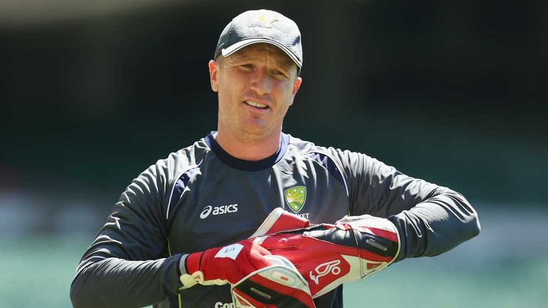 Brad Haddin: ProBatter technology has helped