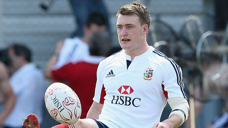 Stuart Hogg: Determined to win Lions Test start in 2017