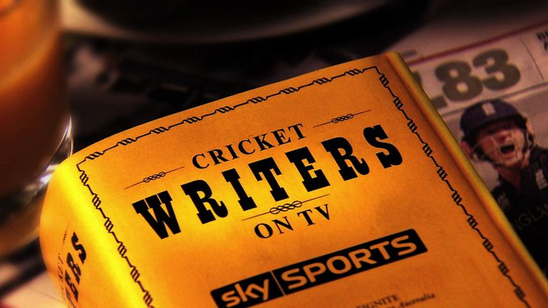 Cricket Writers on TV: 9am, Sun, Sky Sports Ashes HD