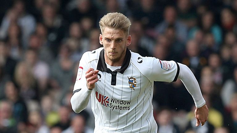 Daniel Jones: Feels wanted at Vale Park