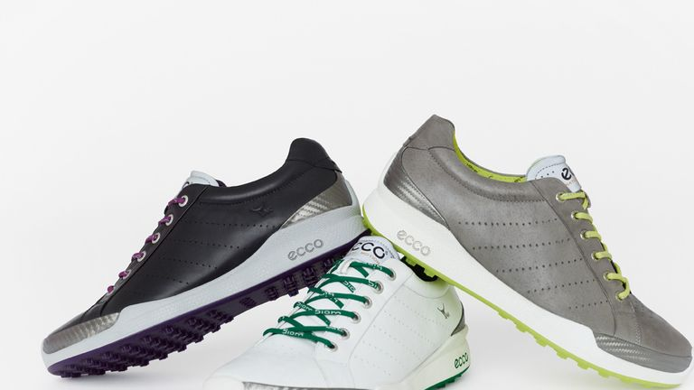 ECCO men's BIOM golf hybrid: Now offered in three brand new combinations