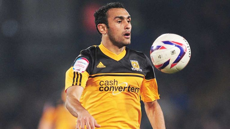 Ahmed Elmohamady: Has impressed at Hull City during his loan from Sunderland