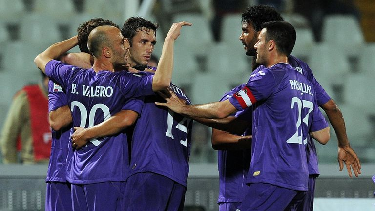 Fiorentina: Catania clash pushed back by 24 hours