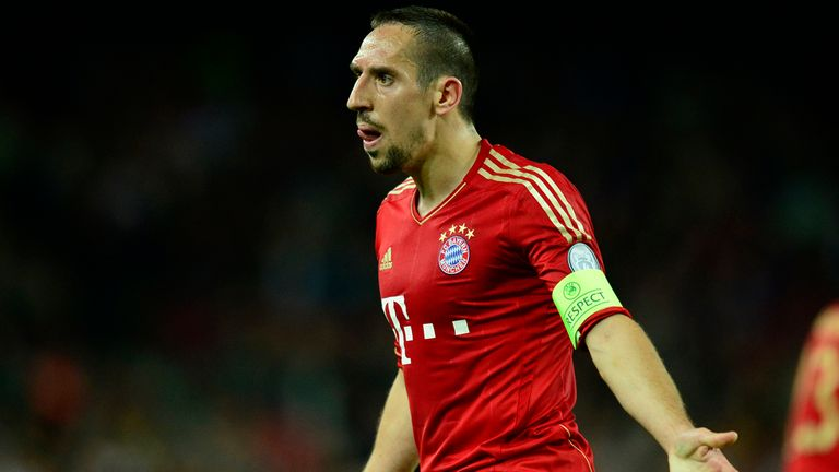 Franck Ribery: Staying at Bayern Munich
