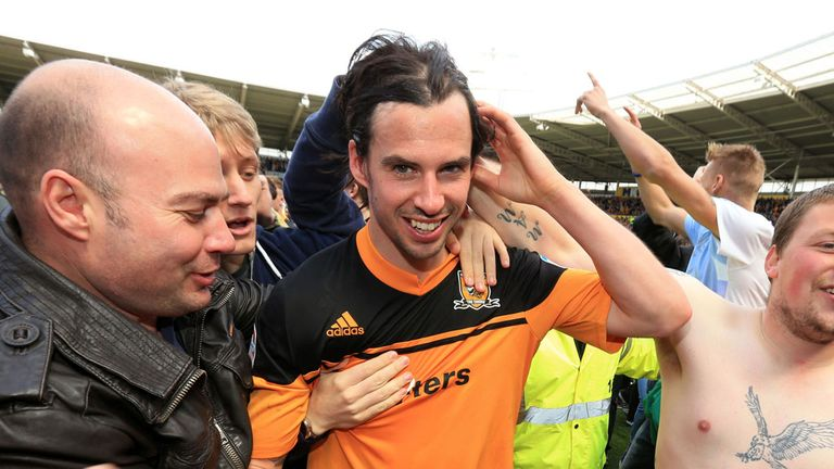 George Boyd: Helped Hull into the top flight