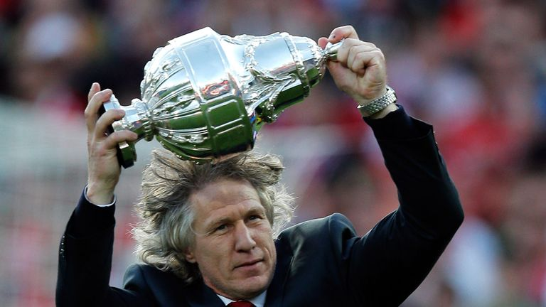 Gertjan Verbeek: Delighted with cup success