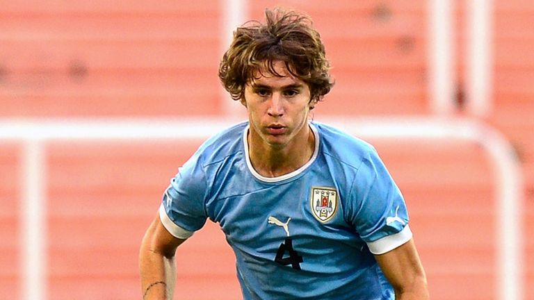 Guillermo Varela: On his way to England with Manchester United