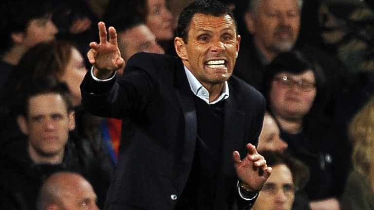 Gus Poyet: Was left furious following the incident