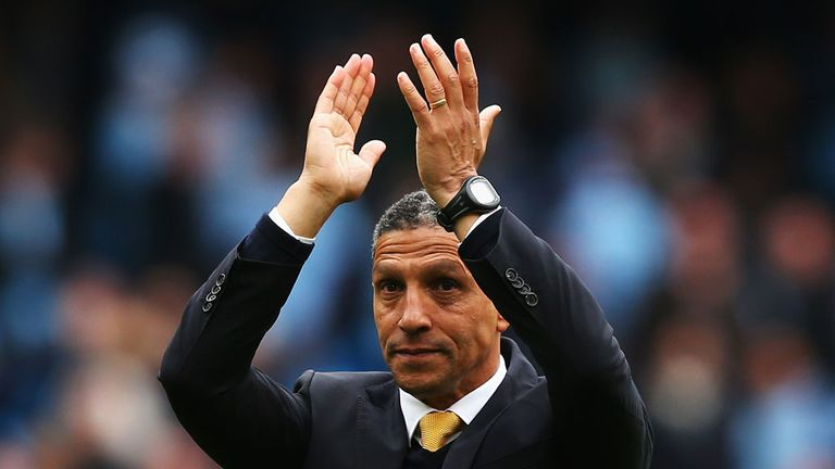 Chris Hughton's Norwich welcome Everton on the opening day