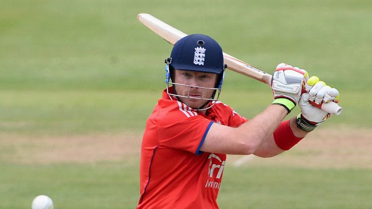 Ian Bell: Looking to head into the ICC Champions Trophy off the back of a morale-boosting win
