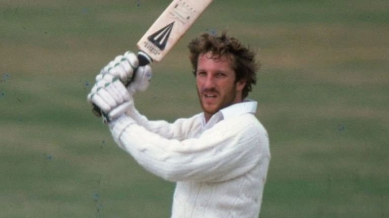 Ian Botham was England's talisman in the 70s and 80s