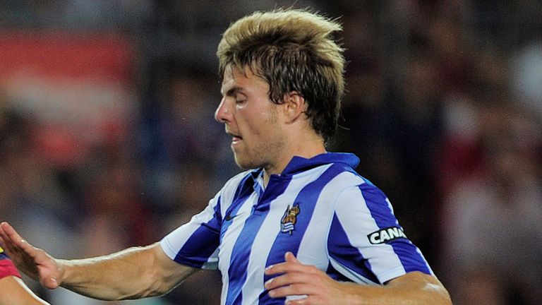 Asier Illarramendi: Rose to prominence at Sociedad last season