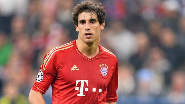 Javi Martinez: On the verge of a return to action