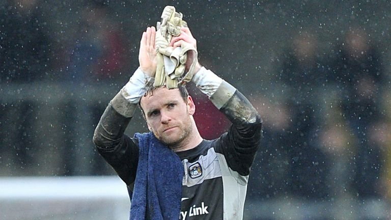 Joe Murphy: Closing in on a move to Huddersfield Town