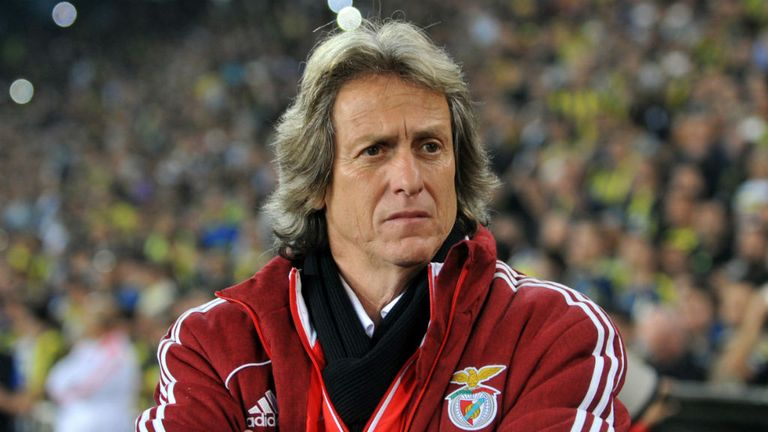 Jorge Jesus: Insists Benfica are playing things by the book