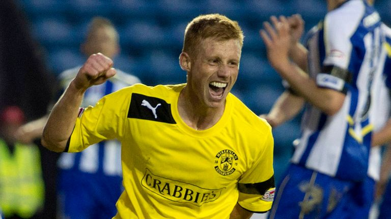 Eoin Doyle: Relishing working under Paul Cook once again