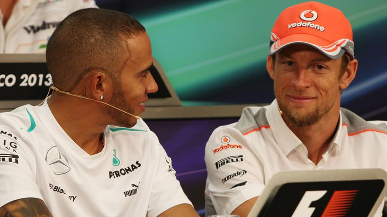 Jenson Button: Expects Mercedes to get a 'slapped wrist' for testing at Barcelona
