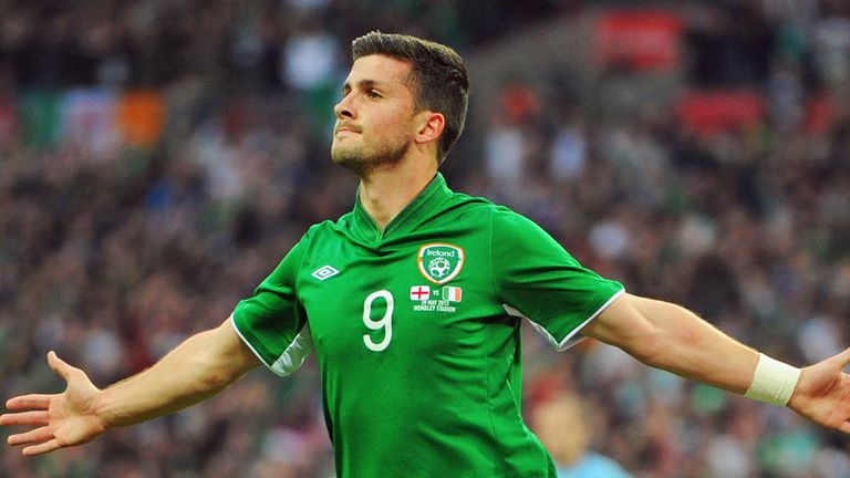 Shane Long: Cannot wait to lead out the Republic of Ireland