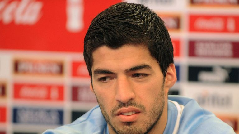 Luis Suarez: Wants to leave Liverpool