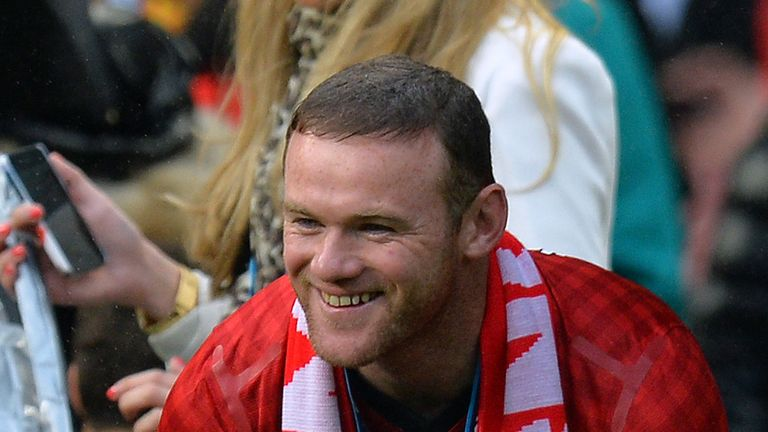 Wayne Rooney: Wants to be the main man, according to Michael Owen