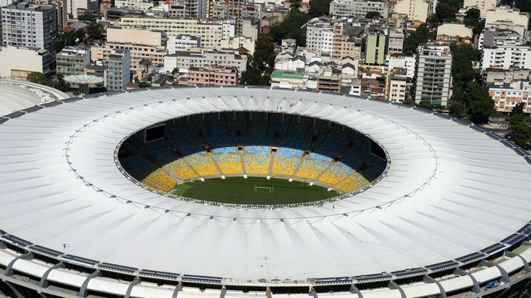 Maracana Stadium: Brazil will take on England in a friendly on Sunday
