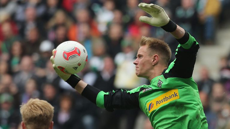 Marc-Andre ter Stegen: Flattered by interest from Catalan giants