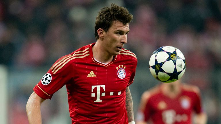 Mario Mandzukic: Aiming to write history on Saturday