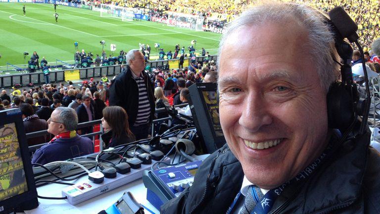 Sky Sports Spanish Football Commentators 80
