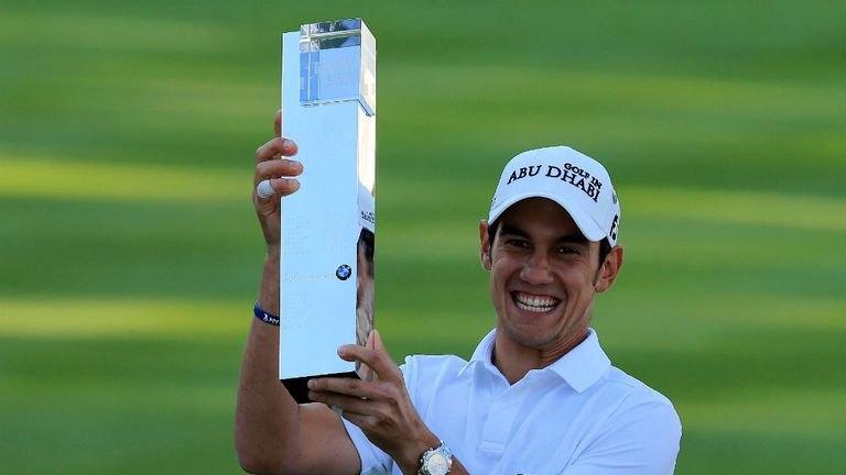 Matteo Manassero: a fourth European Tour title aged just 20
