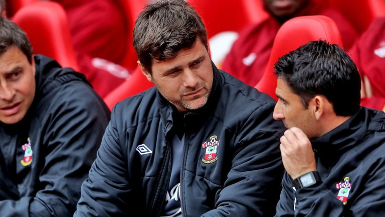 Mauricio Pochettino: Southampton manager has handed new deal to Jordan Turnbull