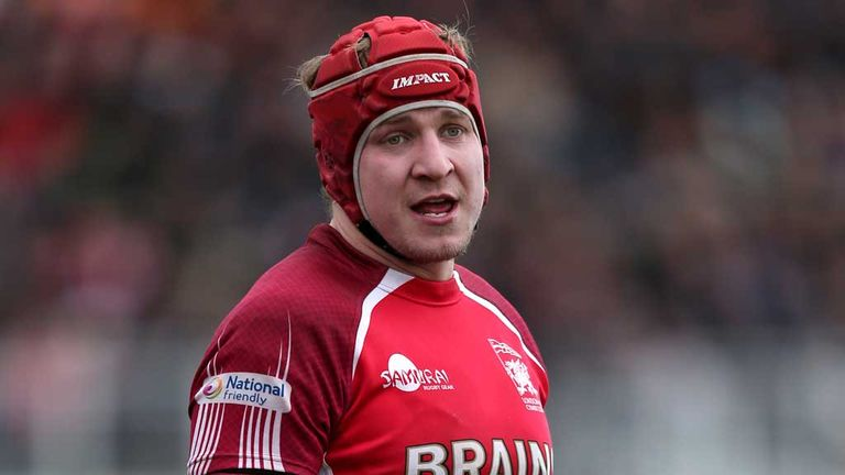 Michael Hills: Spent the last four seasons with London Welsh