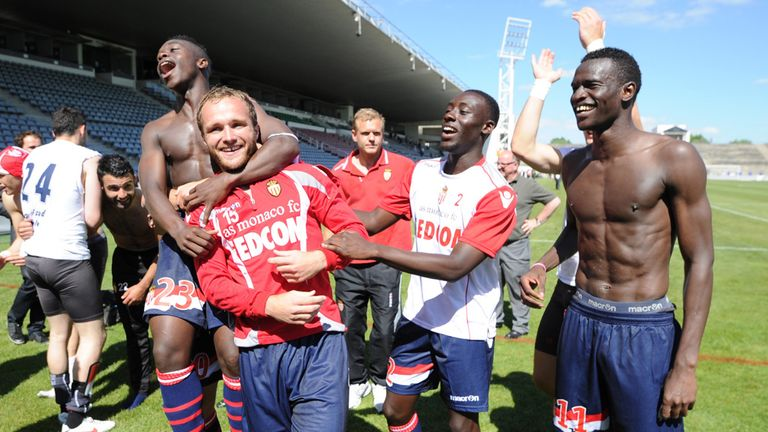 Monaco: Newly promoted back to Ligue 1