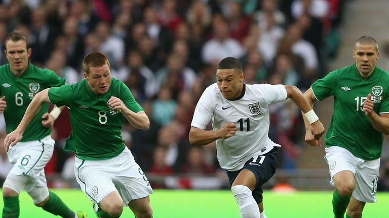 Alex Oxlade-Chamberlain: Family pride at stake