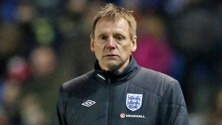 Stuart Pearce: England Under-21 boss is out of contract later this month