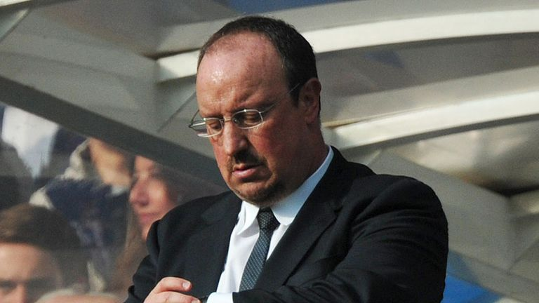 Rafa Benitez: Is he going to be the next Napoli coach?