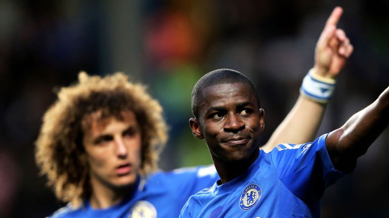 Ramires: The midfielder has hinted at a return to Portugal