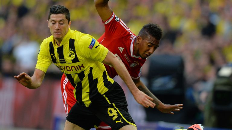 Robert Lewandowski: Staying at Dortmund, insists general manager Hans-Joachim Watzke