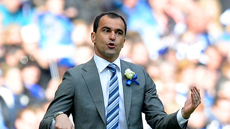 Roberto Martinez: Wigan manager set for talks with Everton