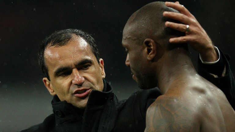 Roberto Martinez and his Wigan players: Time for reflection says Paul Jewell