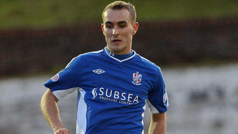 Scott Linton: Scored Cowdenbeath's equaliser at Hamilton
