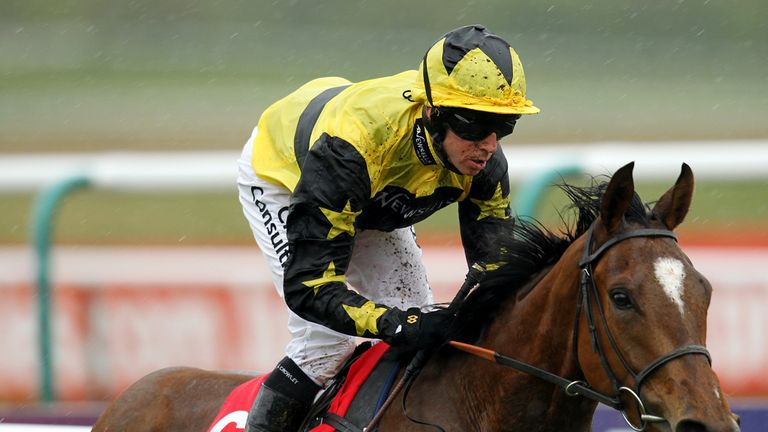 Secret Gesture: has plenty to recommend her for The Oaks, says Alex