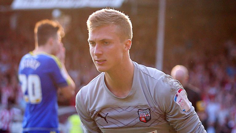 Simon Moore: Brentford keeper has signed for Cardiff