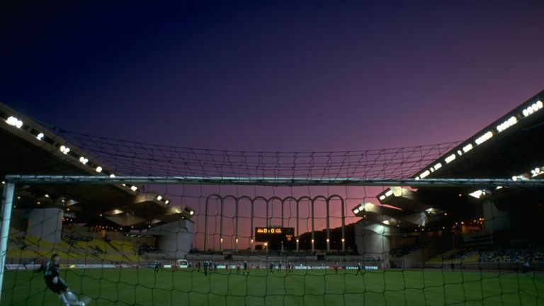 Stade Louis II: Home of Monaco
