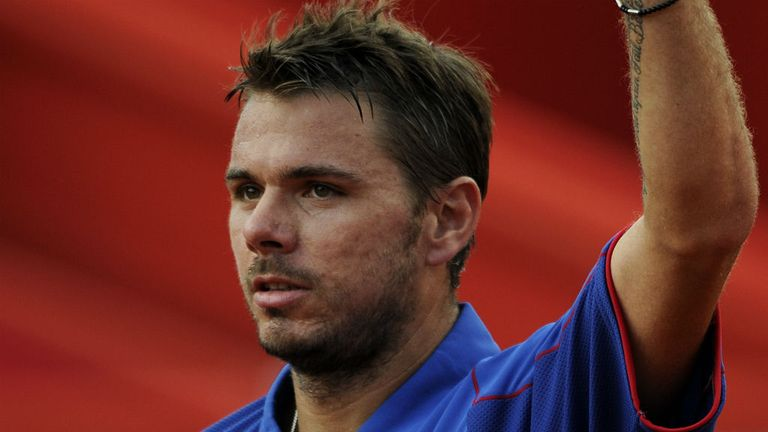 Wawrinka: back in world's top 10 after run to final in Madrid