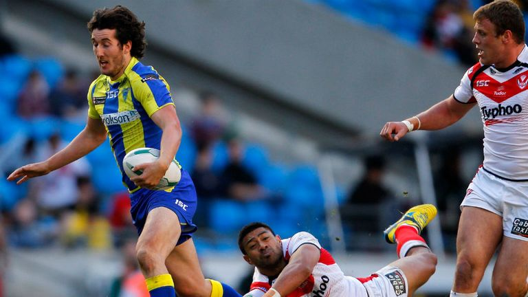 Stefan Ratchford: Expecting a classic in Grand Final