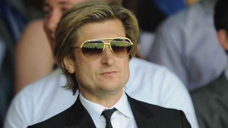Steve Parish: Moved to reject rumours of bust-up with Ian Holloway