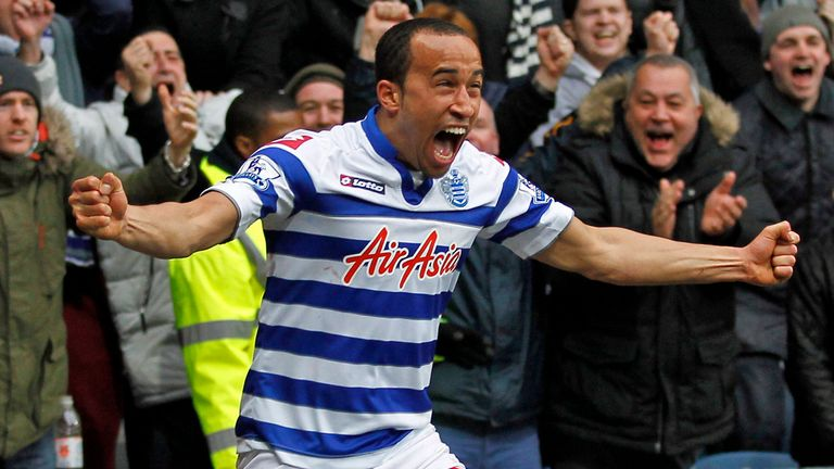 Andros Townsend: Will not be donning the QPR jersey again anytime soon