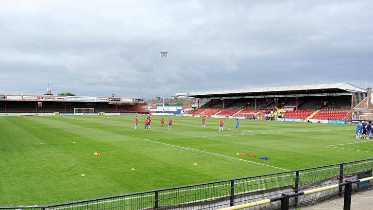 Bootham Crescent: Home to the Minstermen