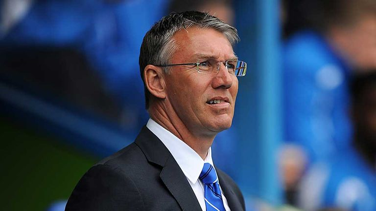 Nigel Adkins: The Reading boss has spoken of his admiration for Billy Sharp